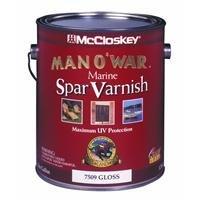 Valspar 080.0006507.007 McCloskey Man O'War VOC Spar -
