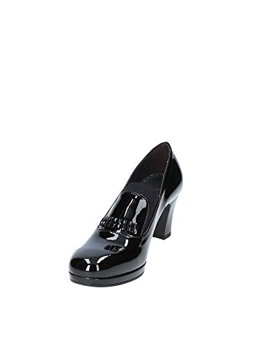 donna Shoes Mocassini 482612 neri da Grace FvxIwqTT7