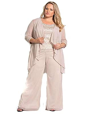 R&M Richards Mother of The Bride Pant Suit Made in USA