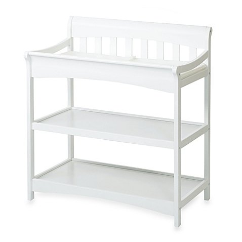 classic-coventry-changing-table-in-matte-white-with-shelves-includes-sturdy-changing-top-with-slats-