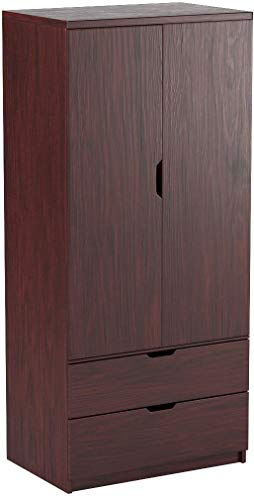 Eltra K Series Smart Home Closet Cabinet Wardrobe (Mahogany)