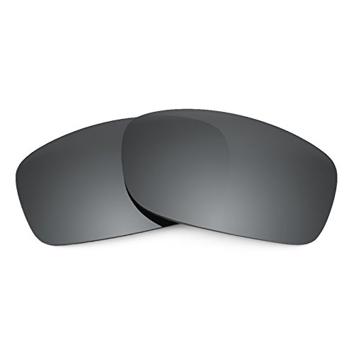 Revant Polarized Replacement Lenses for Oakley Fives Squared Black Chrome ()