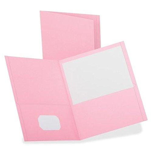 Oxford Pocket Folders Letter 57568 product image
