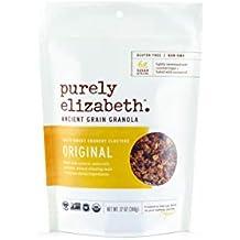 purely elizabeth Ancient Grain Granola, Original, 12 Ounce