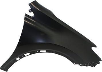 Front Passenger Side Primed Fender Replacement for 2009-2012 Toyota RAV4