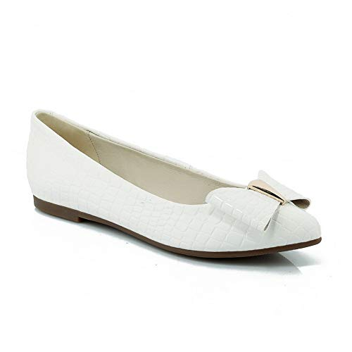 Sandales APL10845 BalaMasa Blanc 5 Blanc Femme Compensées 36 ZC55wqf