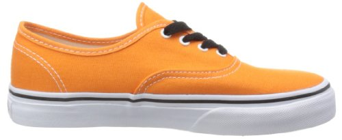 mode Orange Authentic Baskets enfant Vans mixte vpT4ax