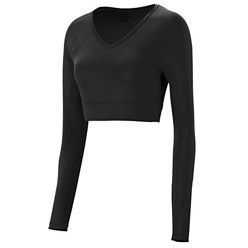 (Augusta Sportswear Women's V-Neck Liner S)
