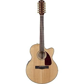 fender cj 290sce 12 jumbo flame maple 12 string acoustic electric guitar solid. Black Bedroom Furniture Sets. Home Design Ideas
