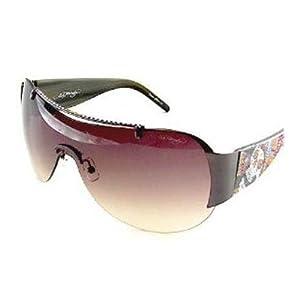 Ed Hardy EHS-003 Japan Sunglasses - Black