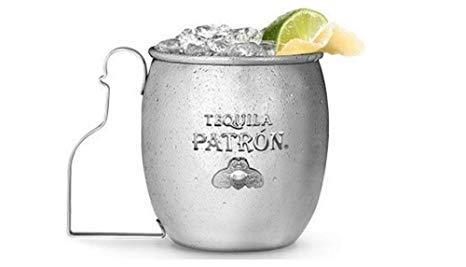 Patron Signature Mule Mug (Tequila Light Patron)