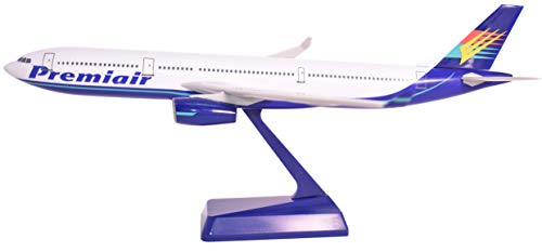 Premiair A330-300 Airplane Miniature Model Plastic Snap Fit 1:200 Part# AAB-33030H-007