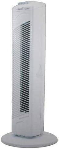 Orbegozo - Ventilador Torre Tw0740, 3 Veloc, 45W, Temporizador, Oscilante. Ventilacion: Amazon.es: Hogar