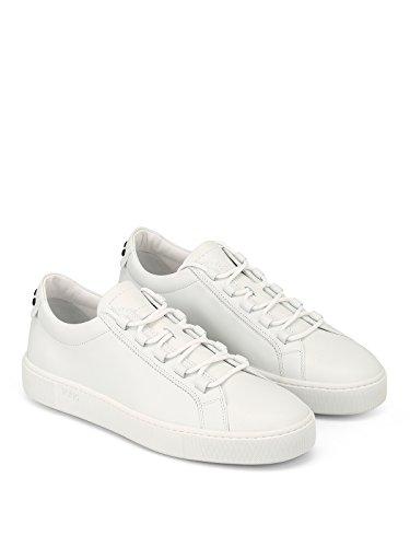 Sneaker Pelle Uomo in Tod's XXM56A0V4307WRB001 Bianco wUCcRyqEP