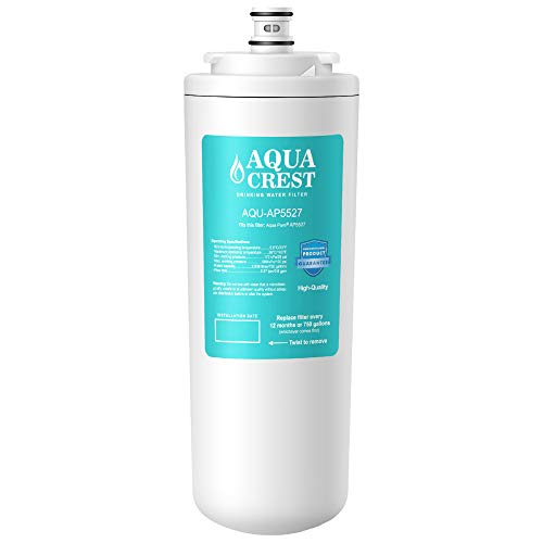 - AQUACREST AP5527 Reverse Osmosis Pre and Post Water Filter Cartridge, Compatible with Aqua-Pure AP5527, 5598101, AP-RO5500, APRO5500 Reverse Osmosis System (1 Set)