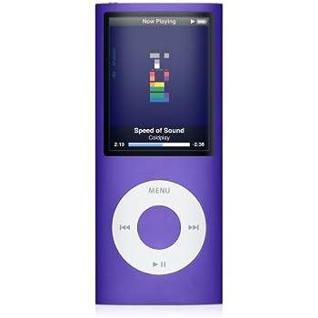 amazoncom apple ipod nano 16 gb purple 4th generation