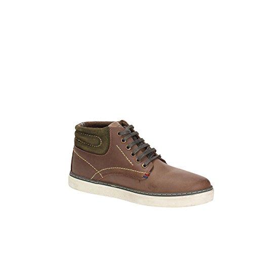 Wrangler Footwear zapatillas deportivas para hombre marrón - marrón