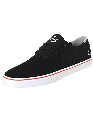eS Accel SQ Shoes UK 8 Black White Red