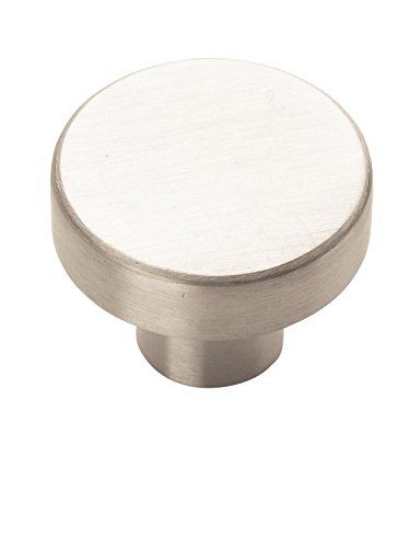 Amerock BP4235WN Cabinet Knob Stainless ()
