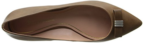 Enzo Angiolini Vrouwen Collay Synthetisch Ballet Plat Bruin