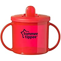 Tommee Tippee Essentials First Cup, Assorted Color, Pack of 1