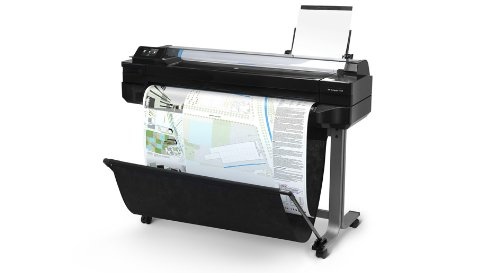 (HP DesignJet T520 36-in Printer Advanced Accessory Bundle)