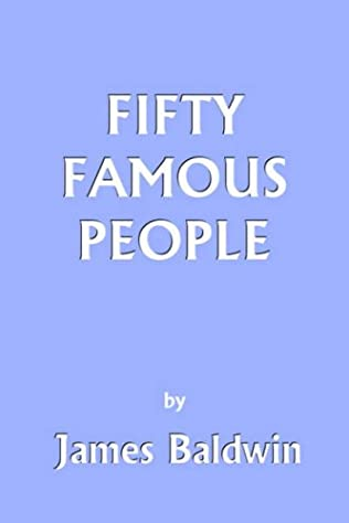 book cover of Fifty Famous People