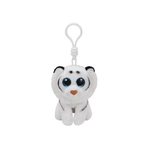 Ty Beanie Babies TUNDRA - White Tiger Clip by Ty TOY