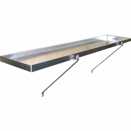 Tray Shelves for Greenhouse 10' x 4ft (Pair)