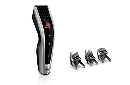 Philips Hair Clipper Series 7000 HC7460/13 with adjustable precision combs by Philips