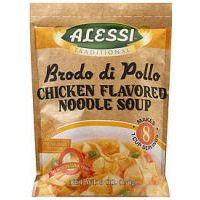 Alessi Sicilian Chicken Noodle Soup - 6 oz