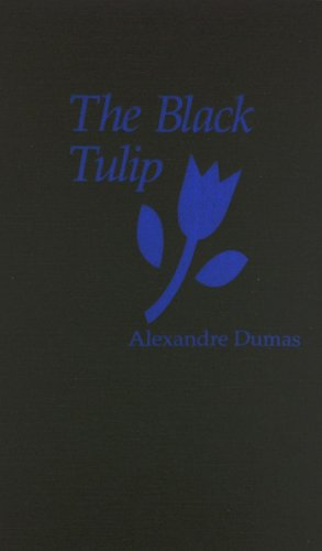 book cover of The Black Tulip