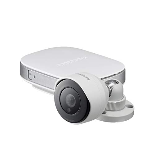 Samsung SmartCam Full HD Outdoor SNH-E6440BN 1080p WiFi IP Camera (Renewed)