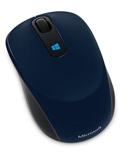 Microsoft Sculpt Mobile Mouse, Wool Blue (43U-00012)