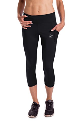 Yogipace Smartphone Performance Compression Leggings