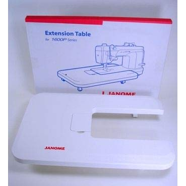 - Janome Sewing Machine Table for 1600P 1600P-DB 1600P-DBX