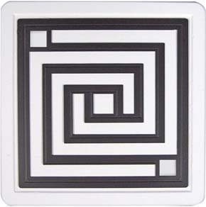 CoasterStone FW18 Absorbent Coasters Whirling product image