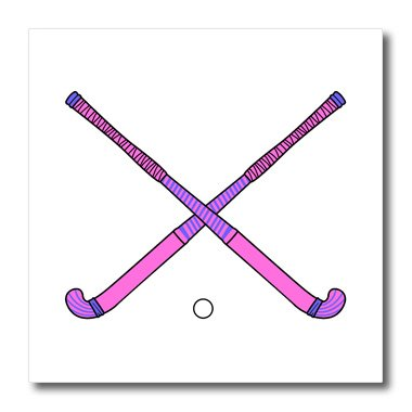 Hockey Cross Sticks - 5