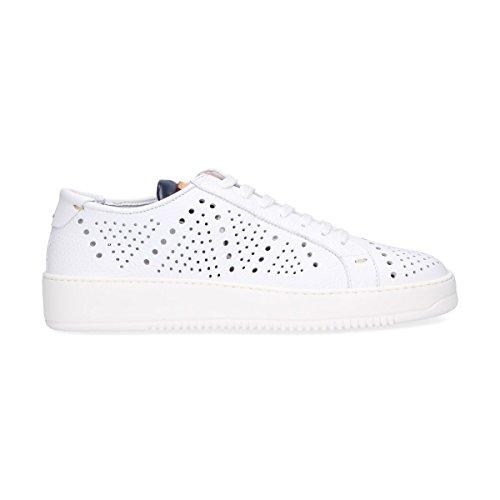 Roberto Botticelli Sneakers Uomo LU35610838 Pelle Bianco