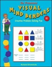 Dr. Funster's Visual Mind Benders Level B Book 1 : Creative Problem-Solving Fun