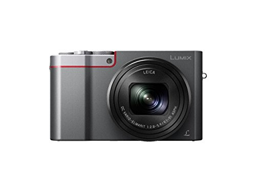 Panasonic LUMIX DMC-ZS100 Camera, 20.1 Megapixels 1-inch Sensor 4K Video, WiFi, 3.0-inch LCD, Leica DC Lens 10X F2.8-5.9 Zoom (Silver) (Panasonic Camera Leica compare prices)