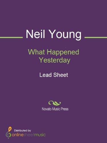 e9c857d307fe7 What Happened Yesterday - Kindle edition by Neil Young. Arts ...