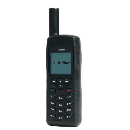 Iridium 9555 Satellite Kit - Factory Unlocked Phone - Retail Packaging (Black) (Phones Iridium)