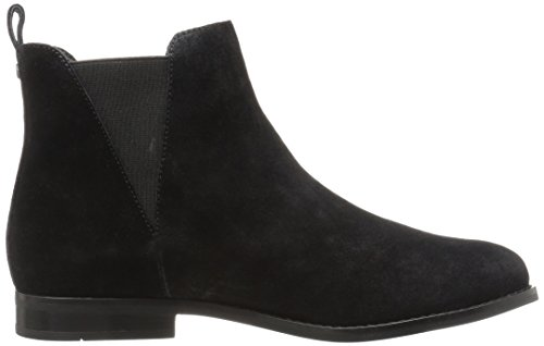 206 Collective Women's Ballard Chelsea Ankle Boot Black Suede