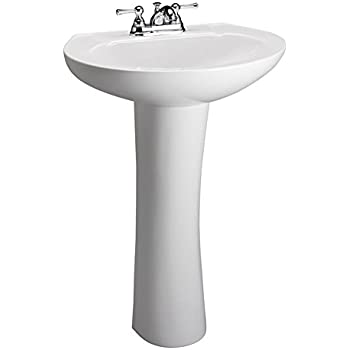 small pedestal bathroom sinks pedestal sink small white for bathroom 20556