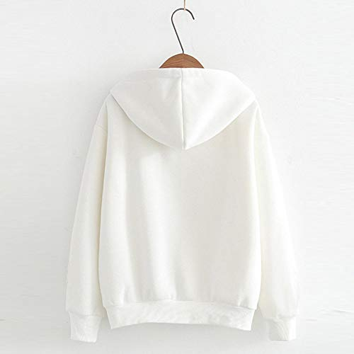 Courtes Blanc Manches Col Top V Chemisier Dcontract Solid DAYLIN Femme xA0UqzwZw