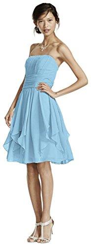 Buy capri color bridesmaid dresses - 6