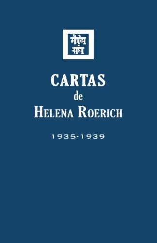 Cartas de Helena Roerich II: 1935-1939 (Spanish Edition) [Helena Roerich] (Tapa Blanda)
