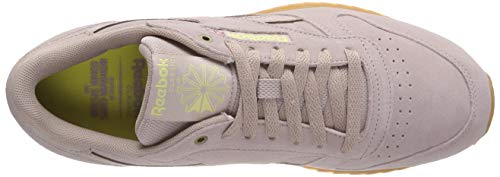 yellow Multicolore M Fitness Reebok Da 0 Scarpe Cl Ripple grey Uomo ripple Leather g qwUPB
