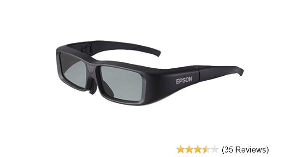 Amazon.com  Epson Active Shutter 3D Glasses for PowerLite Home Cinema 3010 840cb08e870